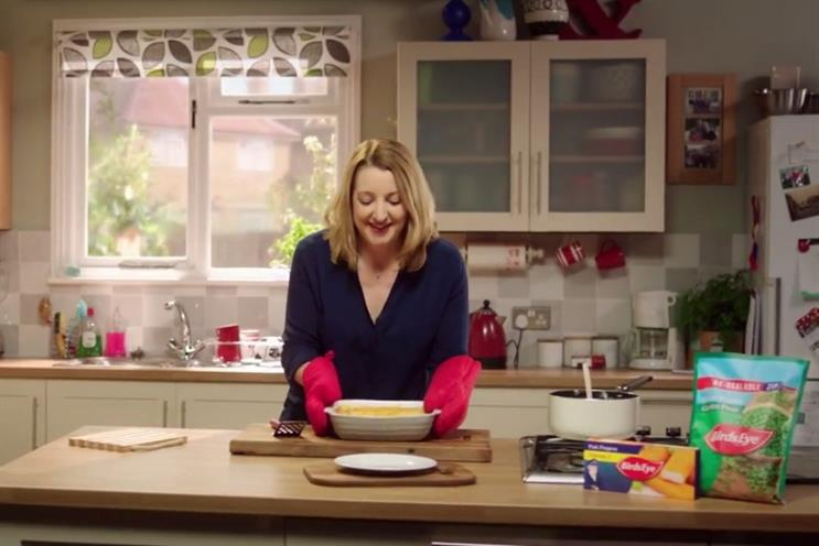 Birds Eye: Mix it up campaign aims to encourage mums to experiment with frozen food