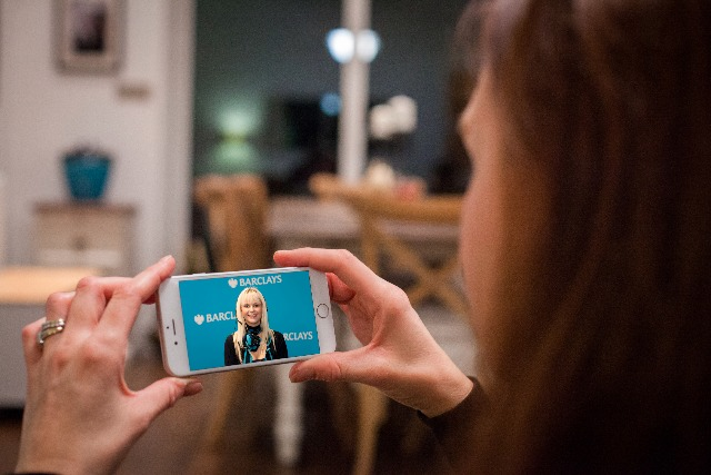 Barclays: rolls out video banking service