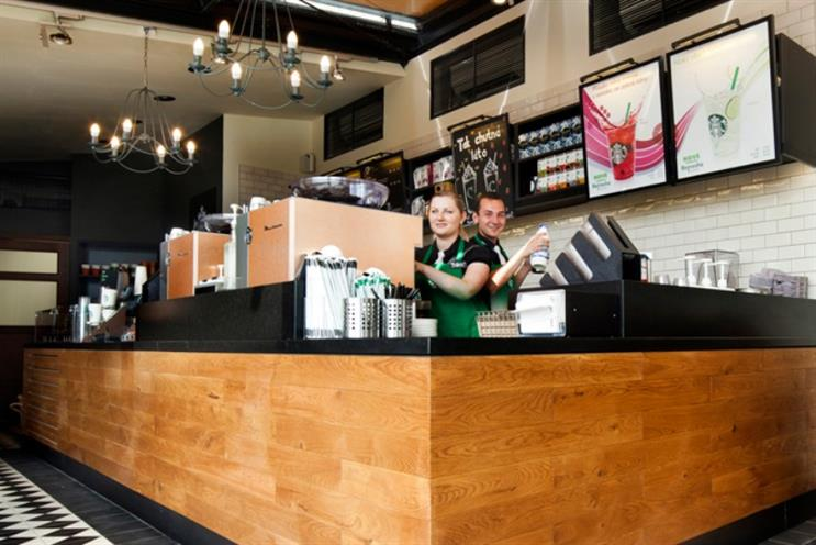 Starbucks: Ian Cranna on the London Coffee Festival and new launch 'Cold Brew'