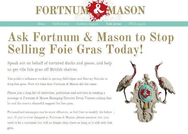Fortnum & Mason: the first brand to fall victim to changes to UK copyright law