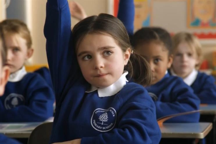 Quaker Oats: campaign aims to encourage people to donate breakfasts to children