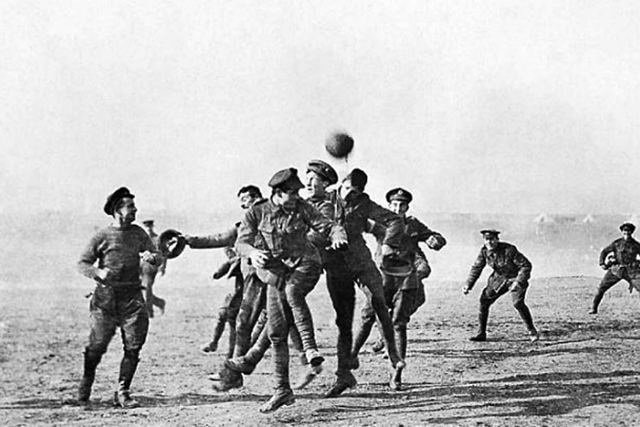 WW1 Christmas Day 'truce' match: Sainsbury's plans to feature game in their seasonal ad