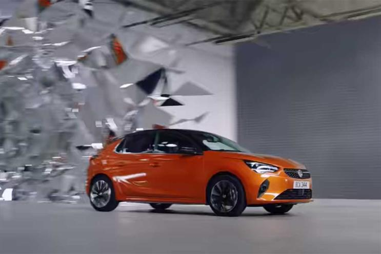 Vauxhall: car ads appeared to show biggest difference in addressable's impact on memory