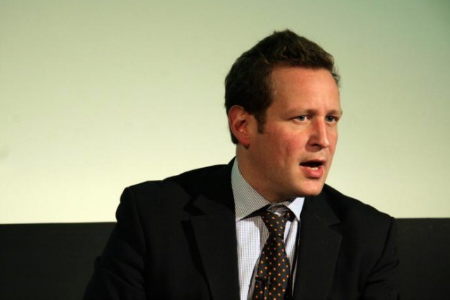 Ed Vaizey: minister for culture and the digital economy