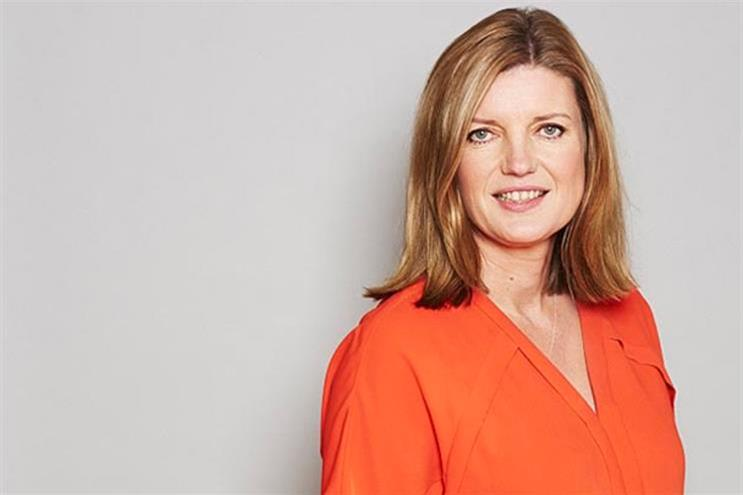 Vanessa Clifford: the chief executive of Newsworks