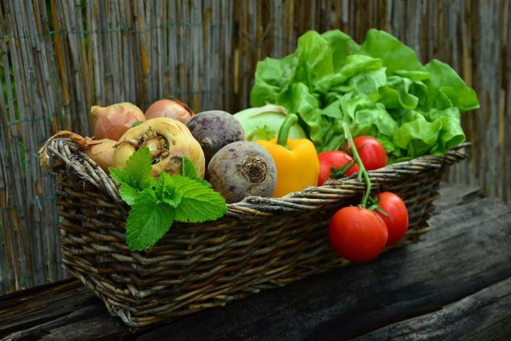 Vegetables: Campaign will aim to make them an inspiring choice