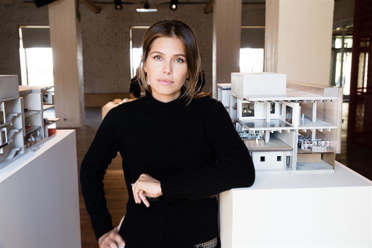 Dasha Zhukova: founder of Garage