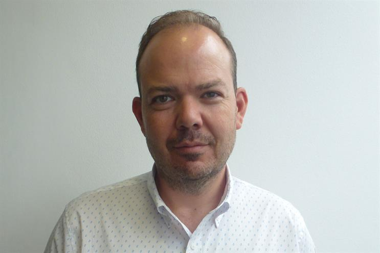 Tim Vickery: will lead search campaigns for VCCP