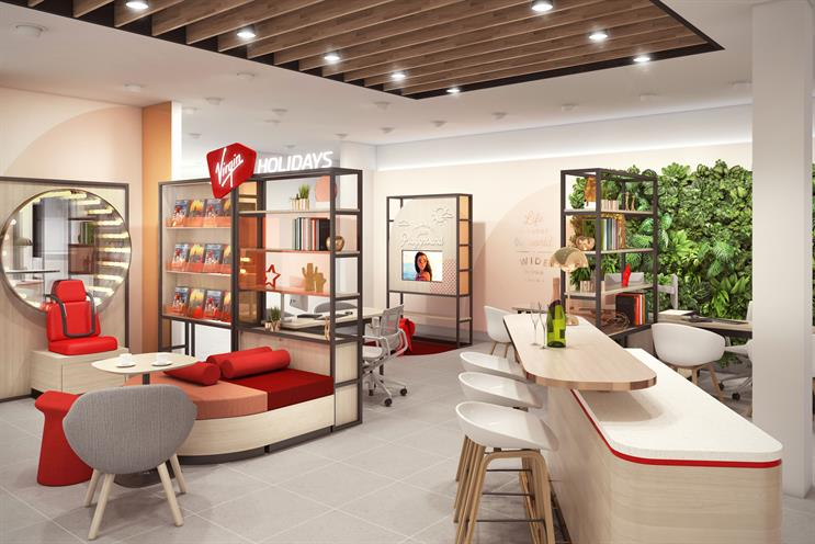 How Virgin Holidays has partnered with Next to target families