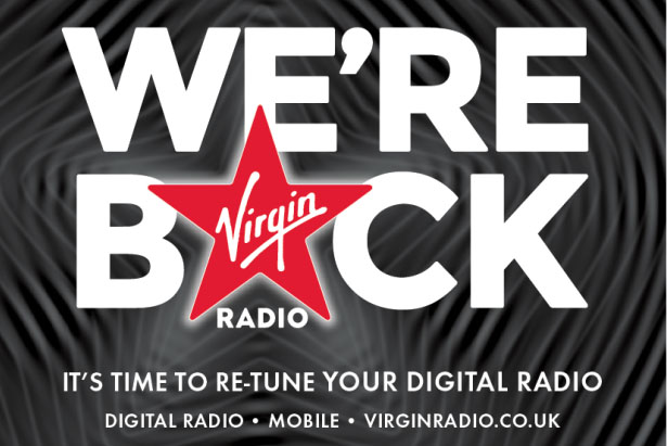 Virgin Radio to launch with live show on a train