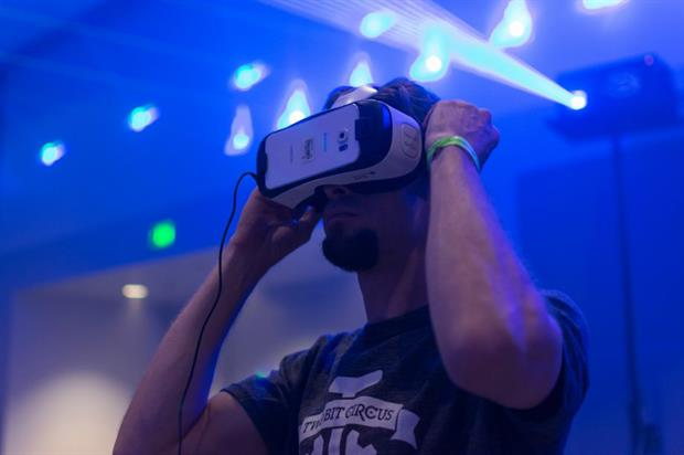 Virtual reality has applications outside the experience itself (photo credit: betto rodrigues)