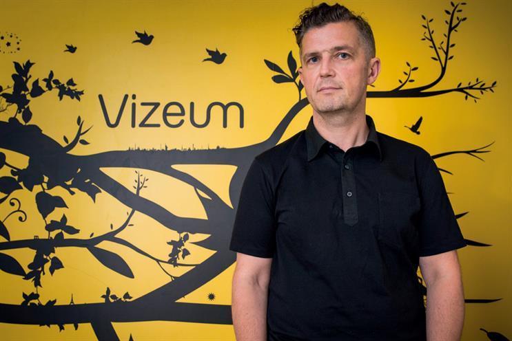 Jem Lloyd-Williams: Vizeum's new managing director
