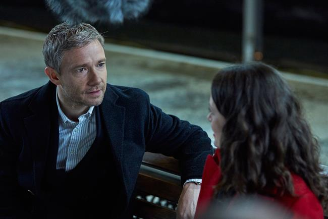 Vodafone: Ogilvy & Mather created new ads starring Martin Freeman for the mobile operator
