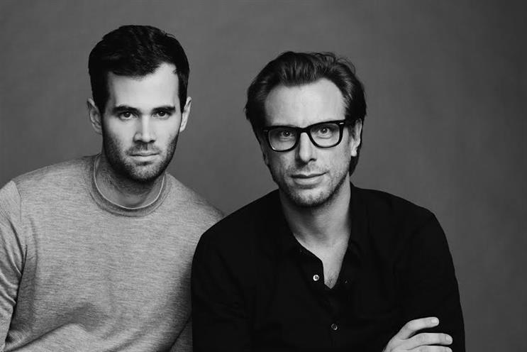Wednesday founders: Jens Grede and Erik Torstensson