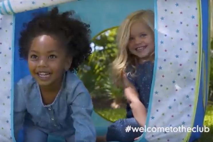 'Welcome to the club': St Luke's created Mothercare's last above-the-line campaign