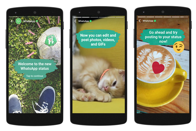 Whatsapp: rolls out more updates to take on rivals Snapchat and Facebook