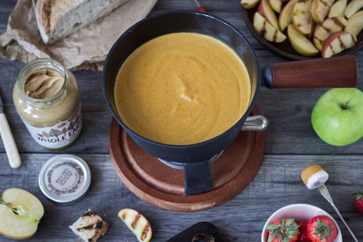 Whole Earth creates nut butter fondue bar