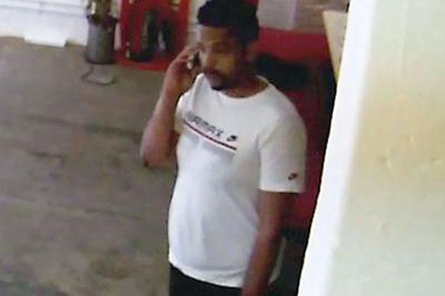 Wieden & Kennedy: seeking this man seen on CCTV in their offices on Wednesday