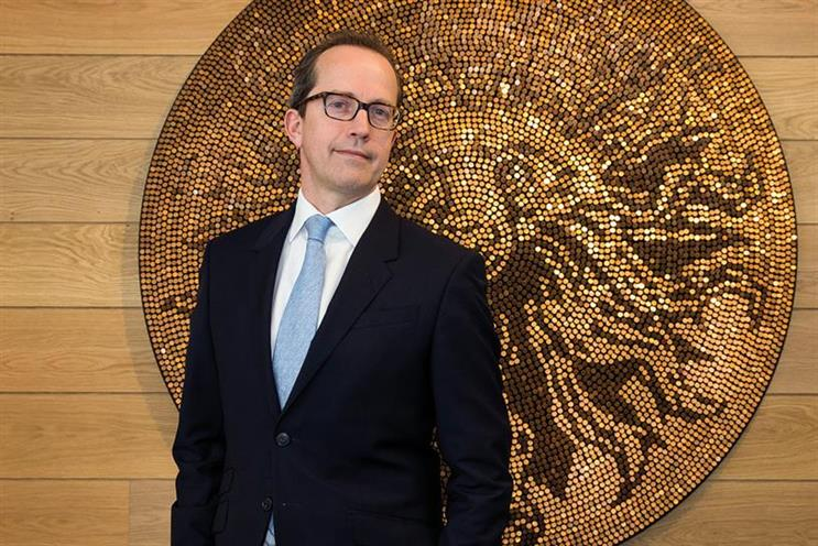 Guy Wieynk: Western Europe chief executive, Publicis UK