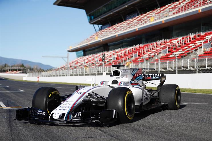 Williams Martini F1: the new racing season begins in Australia in March