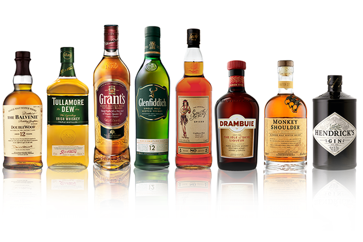 One of Vizeum's big client wins was William Grant & Sons Distillery