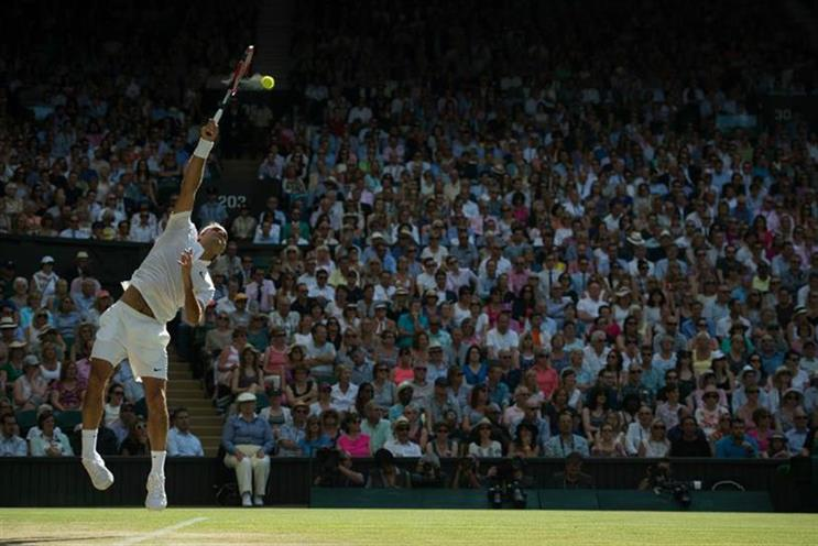 Wimbledon: set for debut on commercial TV this month