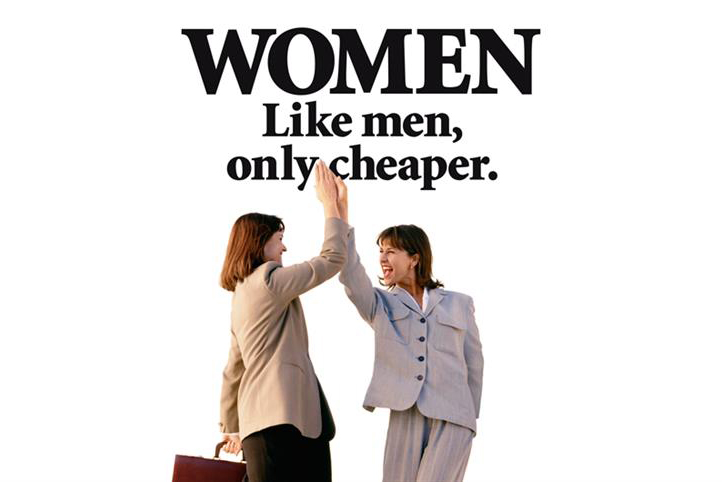 Could the language women use on their CVs contribute to an unequal gender pay gap?