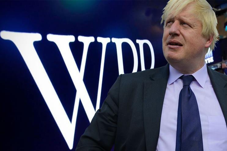 WPP's new CEO? It's got to be Boris...