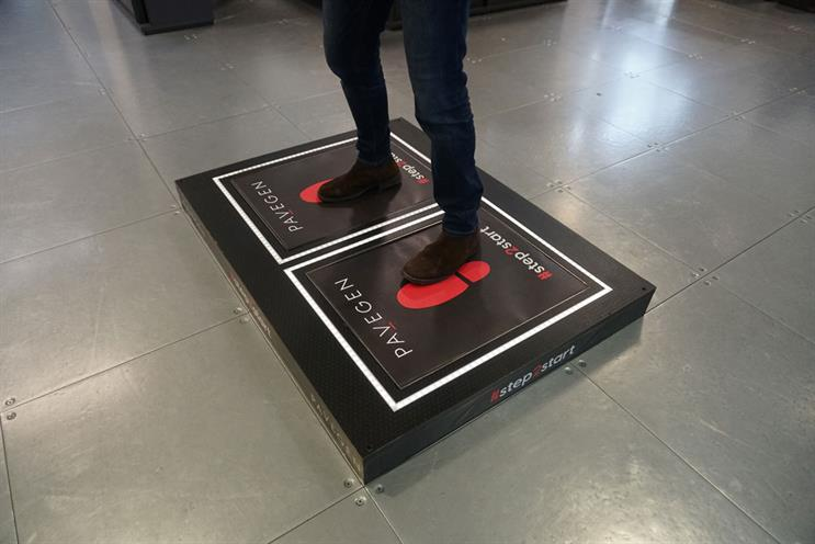 Pavegen: flooring tech converts kinetic energy into renewable energy