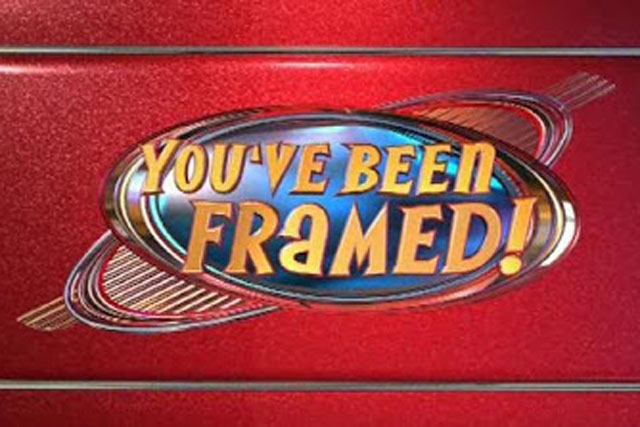 ITV rapped for You\'ve Been Framed alcohol ads
