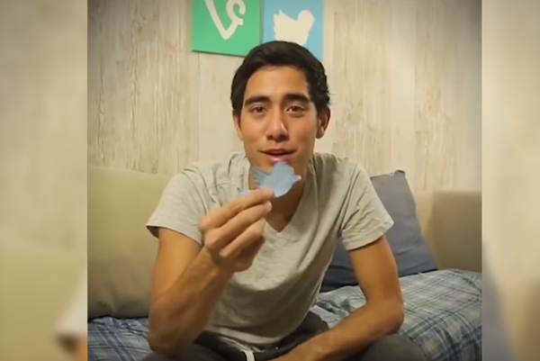 Short video: Vine star Zach King often teams up with brands such as Visa
