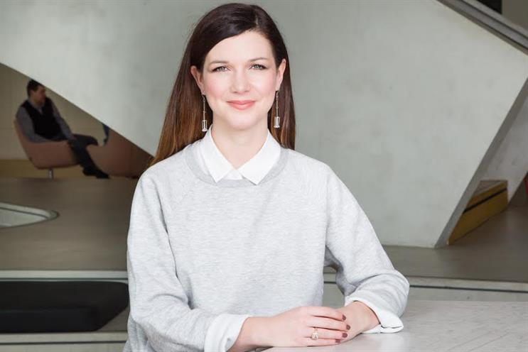 Zoe Clapp: appointed chief marketing and communications officer at UKTV last year