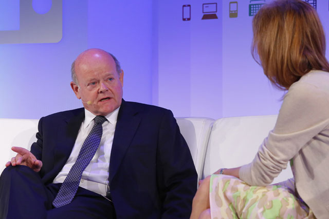 Guy Zitter: interviewed by Campaign editor Claire Beale at Media360
