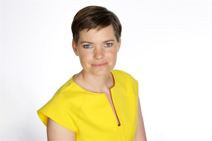 Zoe Harris, group marketing director and head of invention at Trinity Mirror Solutions