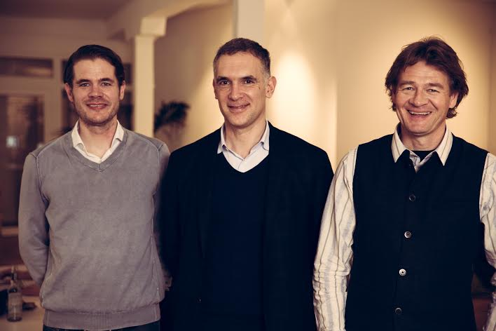 Zone: Felix Holzapfel; James Freedman; and Klaus Holszapfel