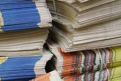 Local press: UK's most popular print medium