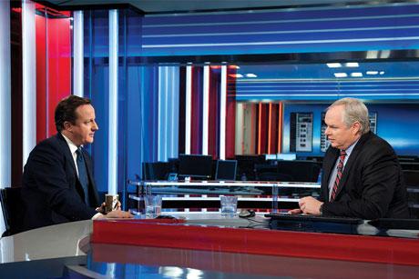 Sky News' Adam Boulton talks Twitter, media manipulation and lightweight politicians