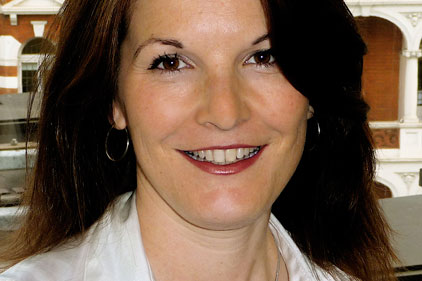 Newly appointed: Catherine Franklin