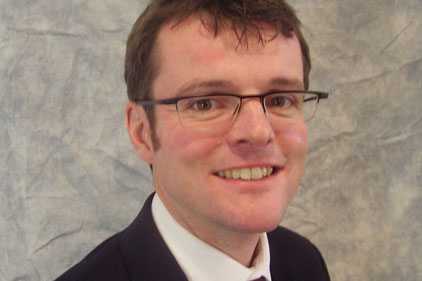 Newly appointed: Chris Steel