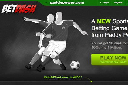 BetDash: new sports betting game