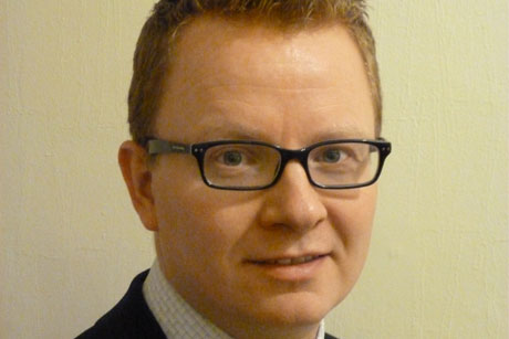 Graeme McDonald: SOLACE director