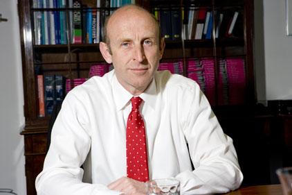 Housing Minister: John Healey hires FD's Ian Parker