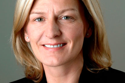 IPC Media CEO: Evelyn Webster