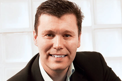 Paul Blackburn: Resolute co-founder