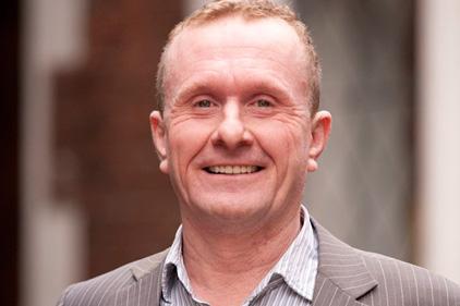 Peter Lewis: to beef up IoF's online presence