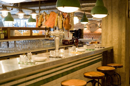 Part of the Soho House Group: Pizza East