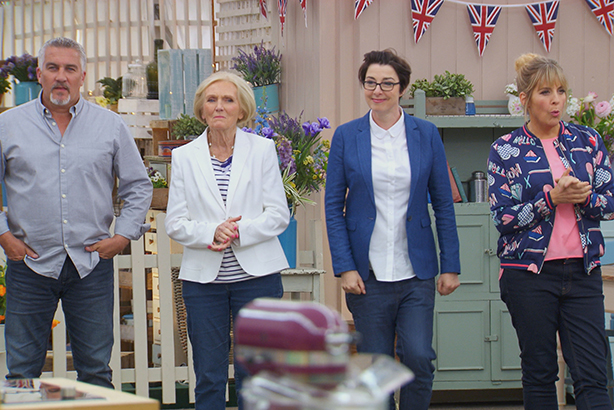 GBBO: You mess with the magic recipe at your peril, warns Tom Johnson