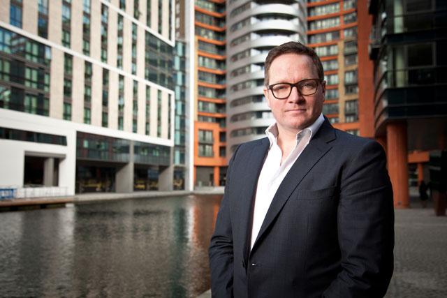 Stuart Jackson: 'I feel I've been very lucky in my career'