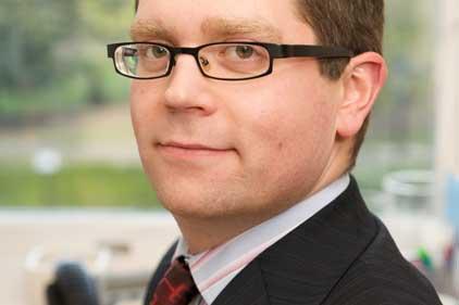 Jon Spiers: to head public affairs division