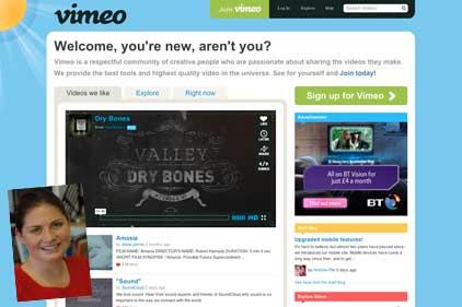 Vimeo: European PR lead Nikki Thompson (insert)
